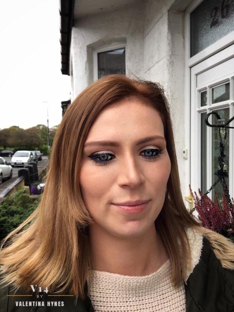 Pro makeup