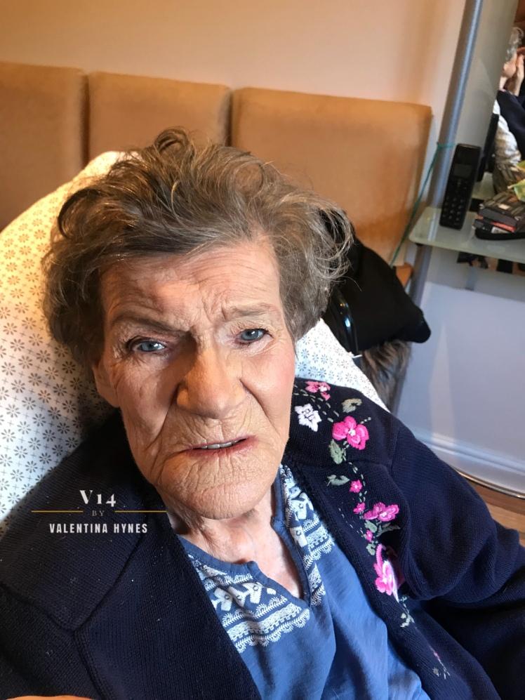 Makeup for older women