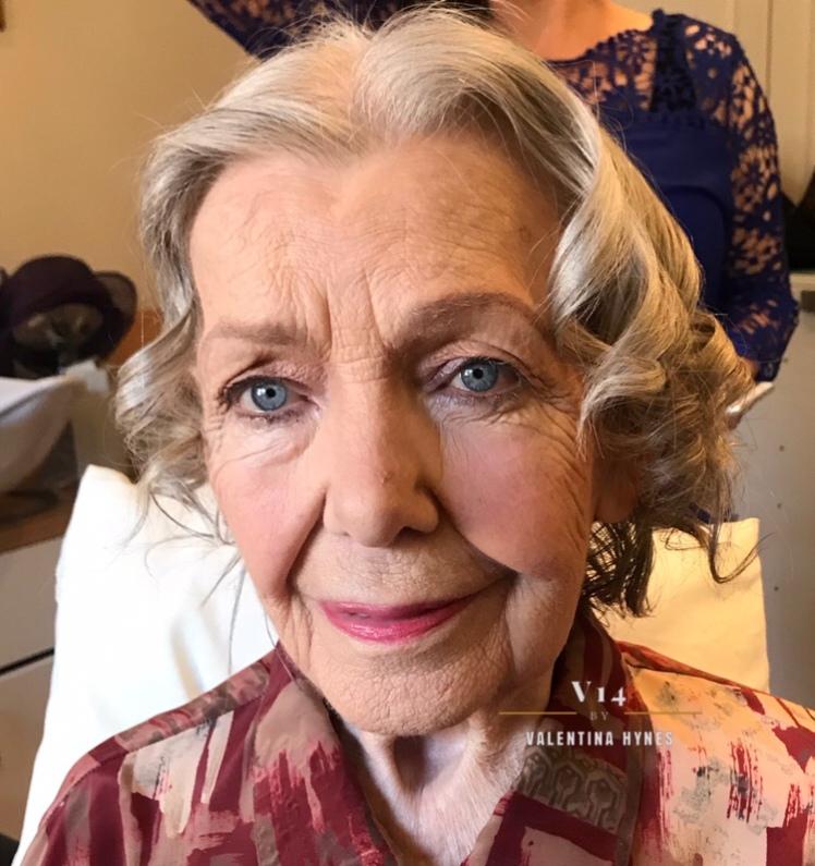 Makeup and dementia